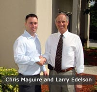 Chris Maguire and Larry Edelson