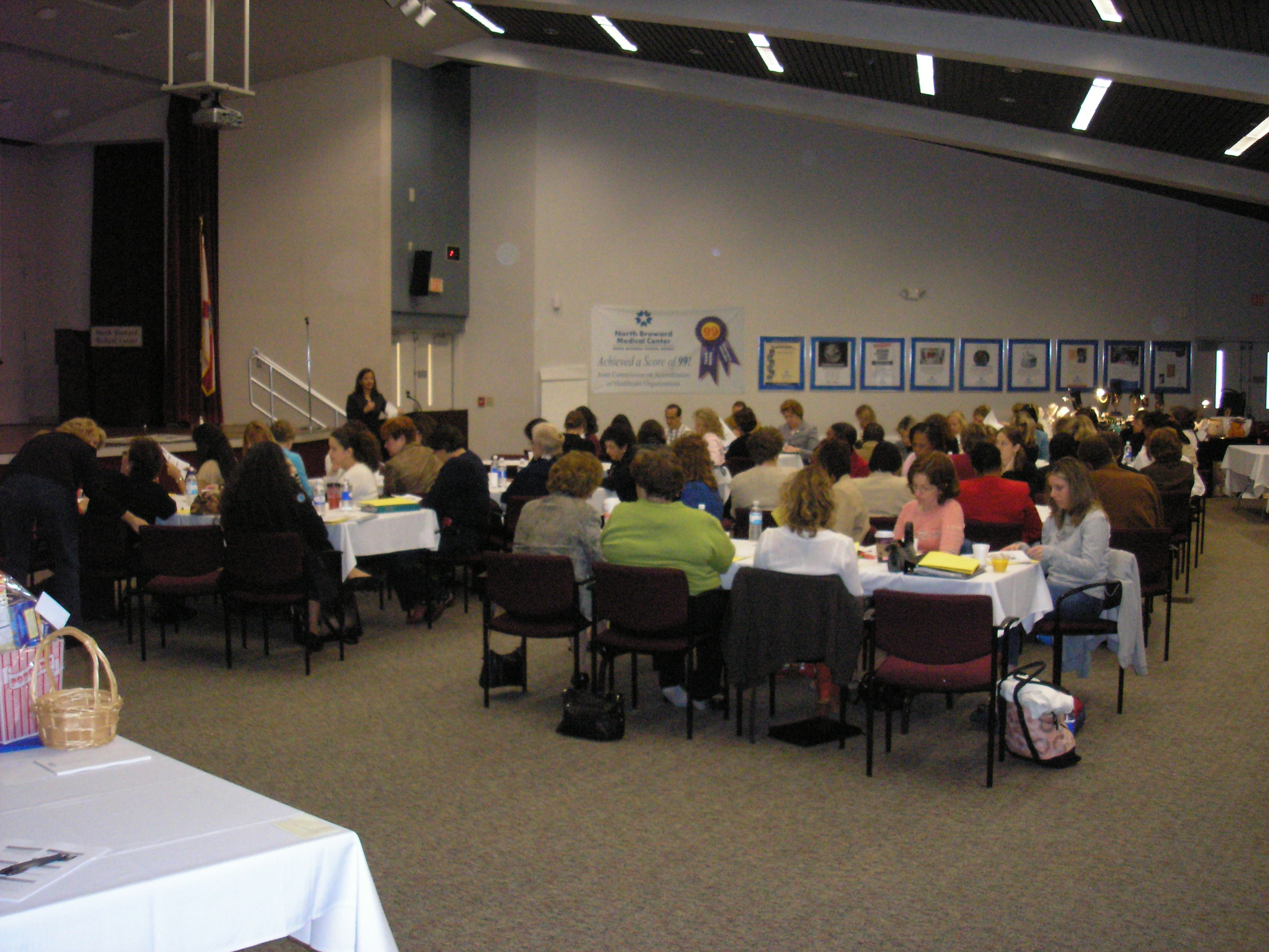 Broward County Dietetic Association Meeting