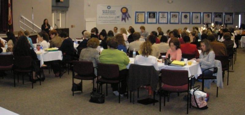 Broward County Dietetic Association Meeting