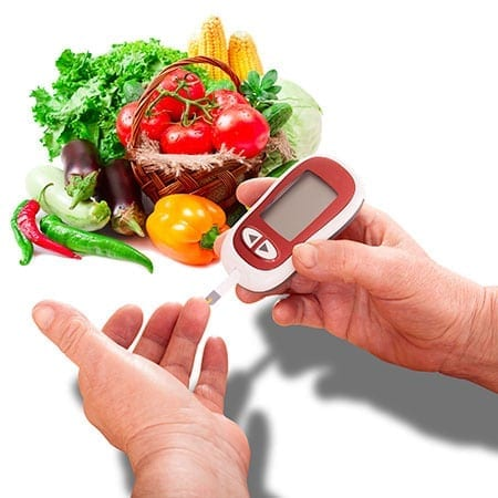 Healthy Diet with Diabetes