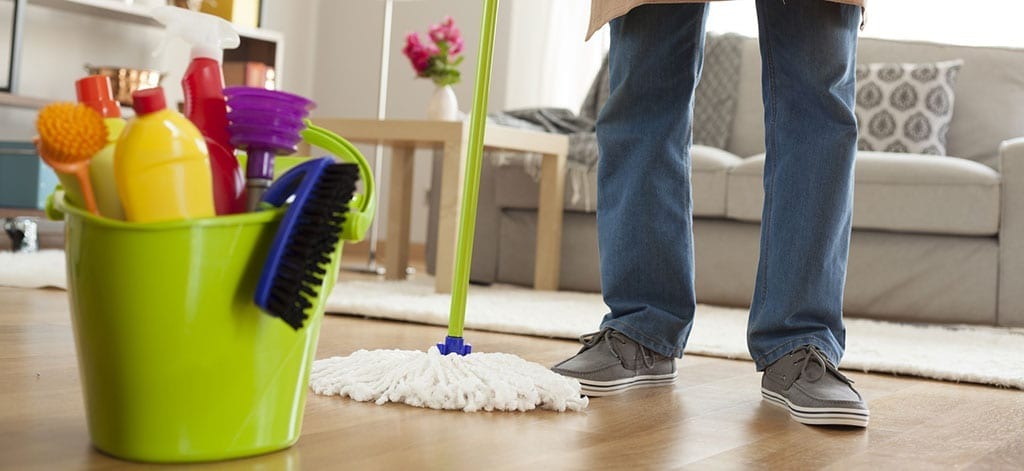 12 Easy Spring Cleaning Tips | Part 1