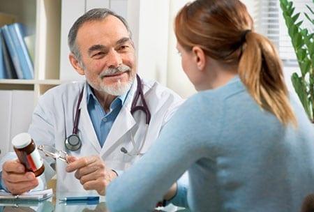 examination for type 1 diabetes