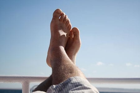 Type 1 Diabetes and Proper Foot Care