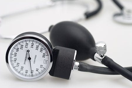 How to handle blood pressure