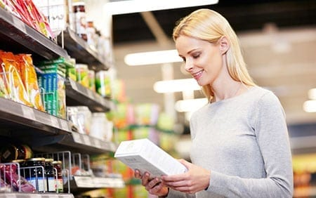 Tips on Reading Food Labels