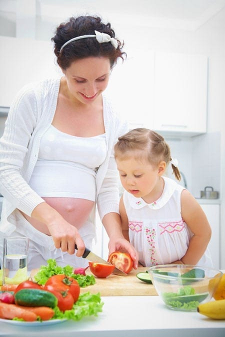 What To Eat When on your Gestational Diabetes Diet