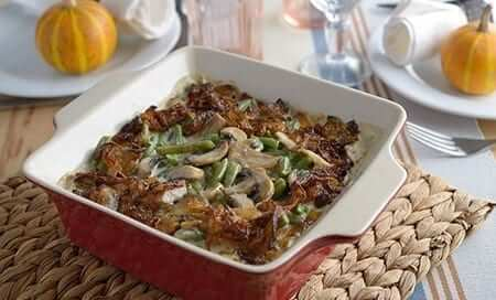 Casseroles to Bring to Thanksgiving