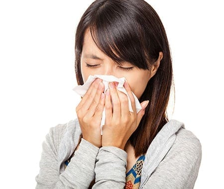 allergies and blood sugar