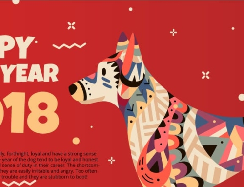 The New Year and You – Happy 2018 Year of the Dog!