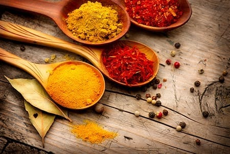 Flavor Your Foods with Delicious Winter Spices