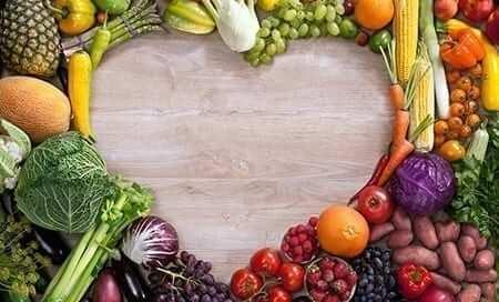Springtime food - Heart Healthy