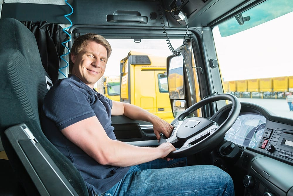 Rules and Routines for Truckers with Diabetes