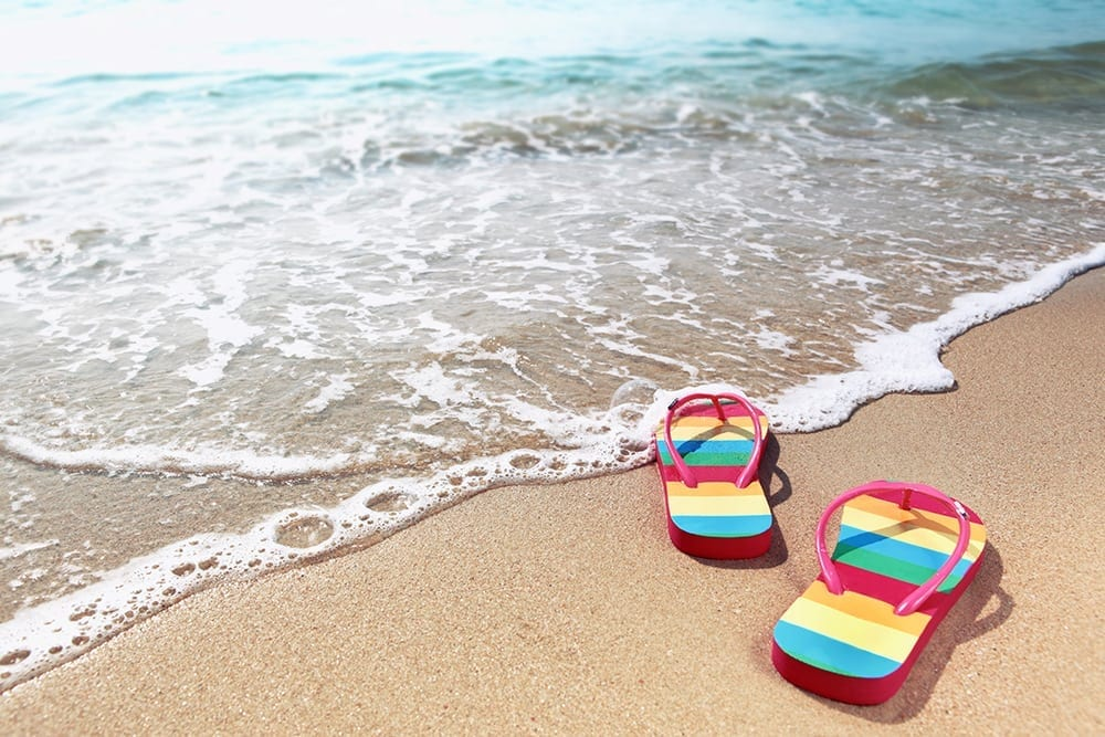 Summer Foot Care for Tired Feet with Diabetes