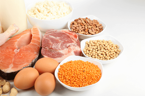 food choices - protein