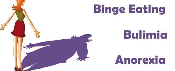 binge eating bulima anorexia