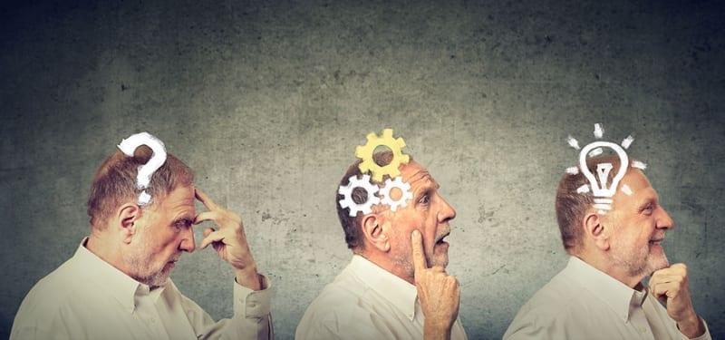 Alzheimers concept