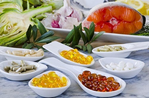 Fat and Water Soluble Vitamins for Those with Diabetes