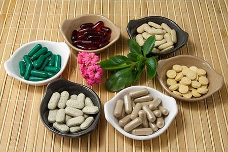 Vitamins Supplements - Melatonin