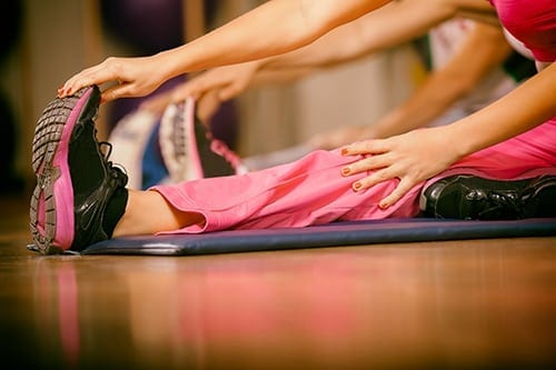 Flexibility, Balance and Injuries with Diabetes