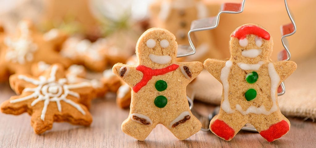 Gingerbread Men and Cookies