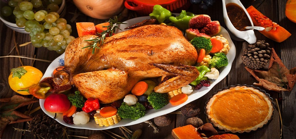 Holiday Meals - Turkey