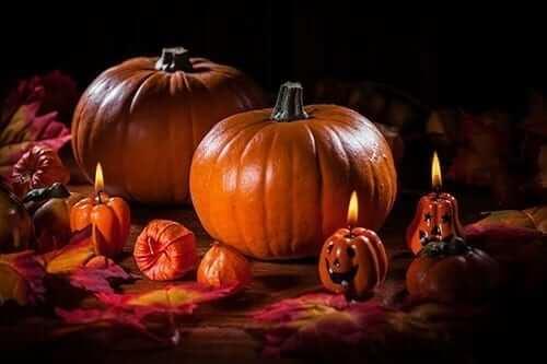 Halloween Hor d'oeuvres