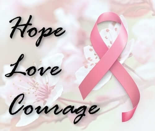 Breast Cancer Awarness Ribbon