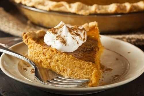 Sweet Potato or Pumpkin Pie
