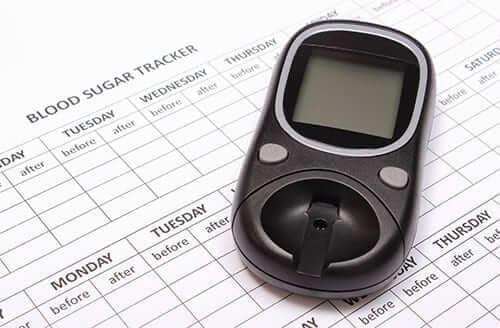 blood glucose meter - test kits