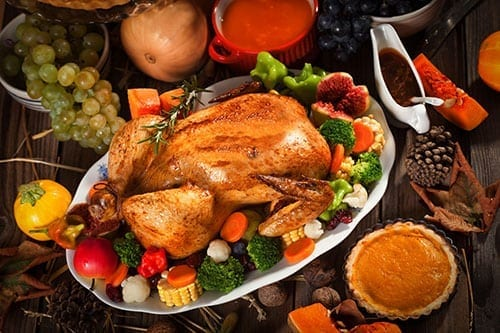 How Can I Survive Another Thanksgiving Meal with Diabetes?