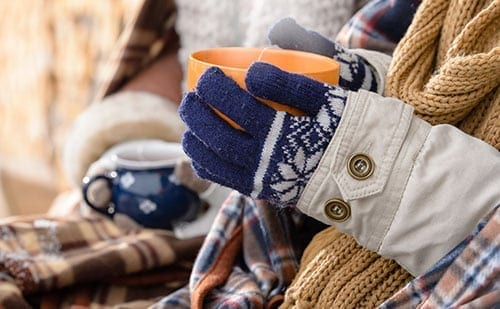 Ease Winter Problems When You Have Diabetes