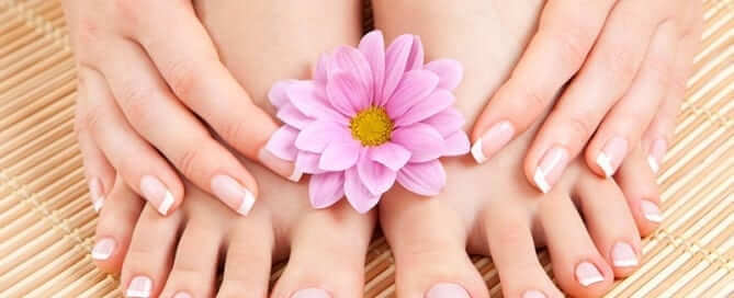 Featured Image - Manicure and Pedicure