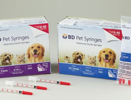 New Products for BD U-40 Pet Syringes