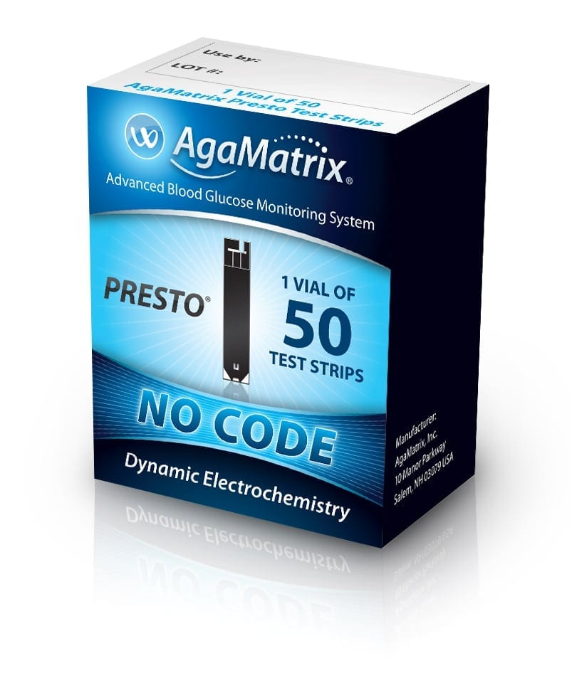 Presto Test Strips 50ct