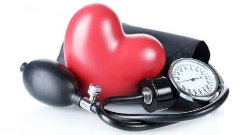 Heart and Manual Blood Pressure Monitor