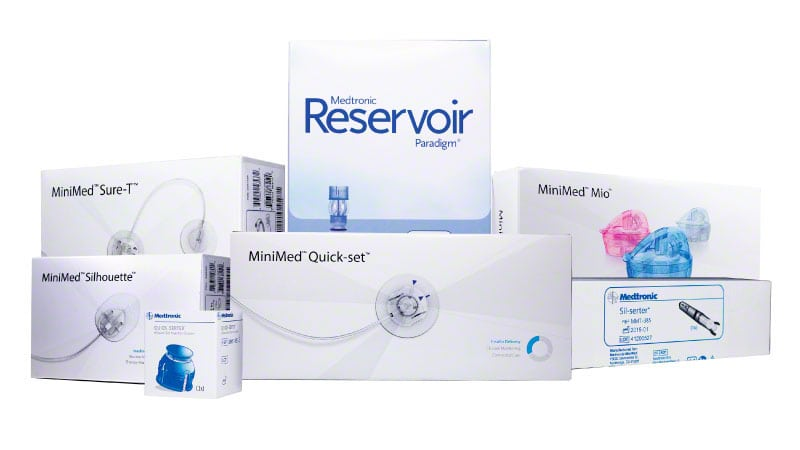 Medtronic Insulin Pump Supplies