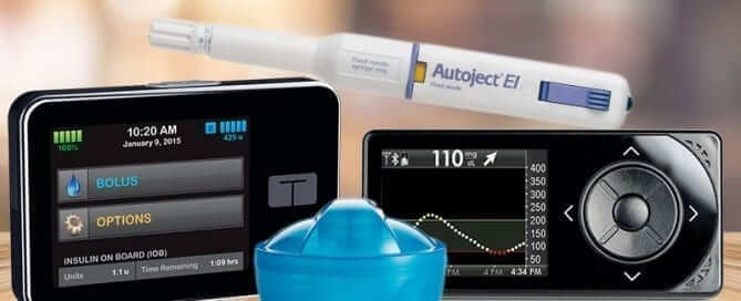Diabetes Insulin Injection Devices