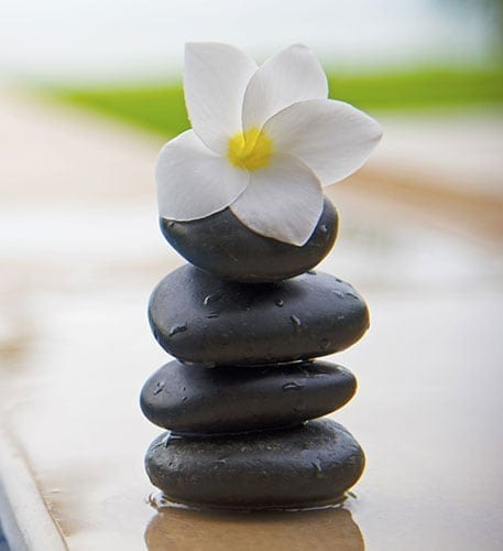 Yoga Stones and Meditation