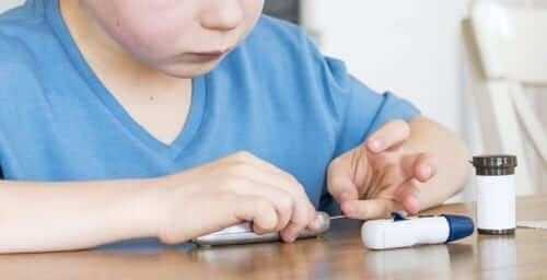 Child Diabetes - Type 1 Diabetes