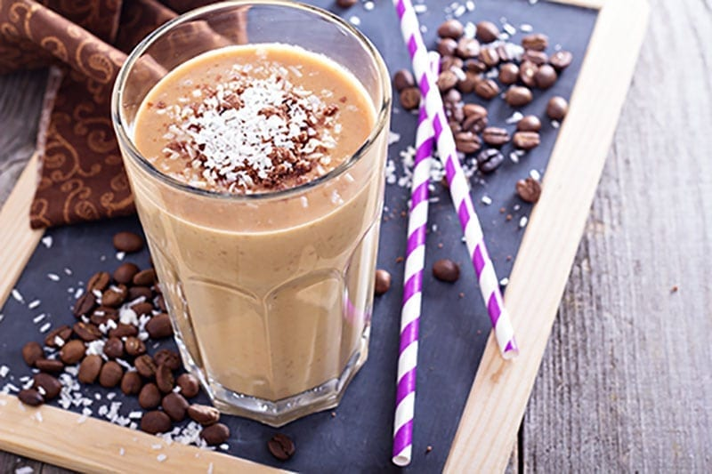 Extend Shake Chocolate Coffee Smoothie