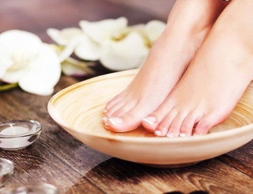 Simple, Old Fashioned Foot Care with Diabetes