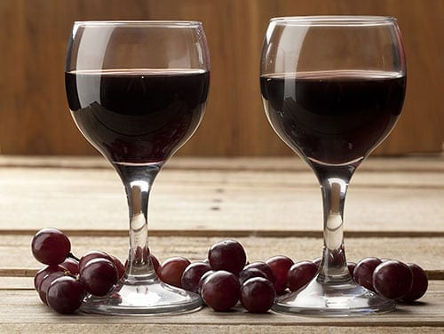 Drink Red Wine for Brain Health
