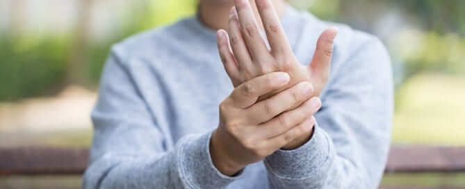 Diabetic Neuropathy - Hand Pain