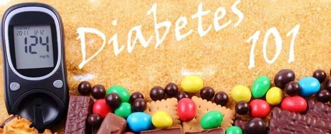 Diabetes 101 with Candy and a Glucose Meter