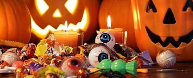 Halloweeen Candy