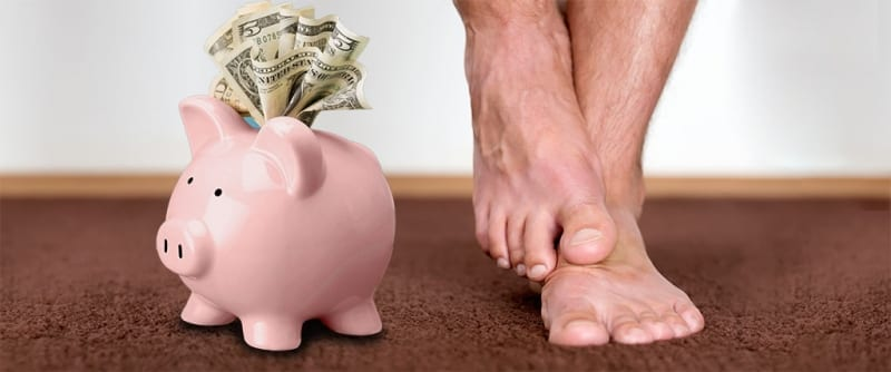 Peripheral Neuropathy and Saving Money