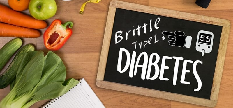 Brittle Type 1 Diabetes
