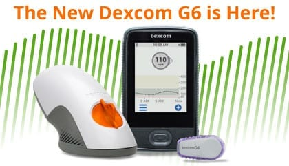 Shop the Dexcom G6