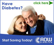 Have diabetes? Start saving on your supplies!