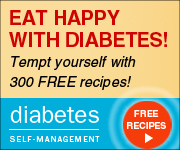 Eat Happy With Diabetes!